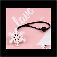 Aessories Baby, & Maternity1 Piece Snowflake Baby Girls Christmas Rubber Hairpins Combination Clips Kids Band Head Rope Happy Hair Aessory Dr