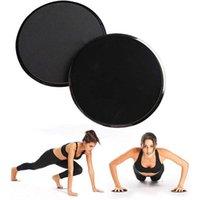 Fitness Stear Trainer Training Core Sliders Скользящие диски Использование на всех поверхностях Портативное Идеально Для брюшных аксессуаров Тренировки