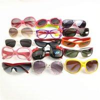 Mode Kinder Sonnenbrille Party Kind Brillen Show Urlaub Prom Sonnenbrille Großhandel lustige Eyewear DHL frei