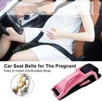 Safety Belts & Accessories Pregnant Car Seat Belt Adjuster, Comfort And For Maternity Mothers Belly,Pregnant Woman Driving Safe