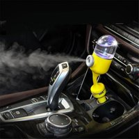 Essential Oils Diffusers Car Air Refresher Oil Diffuser Aroma Humidifier With USB Charger Mini