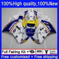 Honda CBR 600F2 600 F2 FS CB 600CC 600FS 91-94 CBR600F2 91 92 93 94 CBR600 F2 CBR600FS Rothmans Blue 1991 1992 1993 1994 OEM Bodys