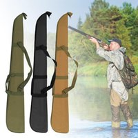 Stuff Sacks Soft 130cm Air Rifle Black Gun Case Tactical Bag Army Hunting Accessories Holster Pouch Carrying