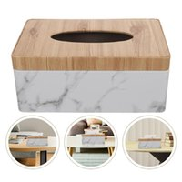 Gift Wrap 1Pc Creative Napkin Box Living Room Tissue Container Durable Paper Case