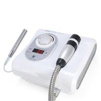 Kall och varm elektroporationskryoterapi Ingen nål Mesoterapi Hudföryngring Anti-Aging Hudvård Face Lift Machine