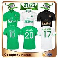 20/21 AS Saint Etienne de Futebol 2020 Início Beric Cabella diony da camisa do futebol uniforme Khazri AOUCHICHE BOUANGA Futebol