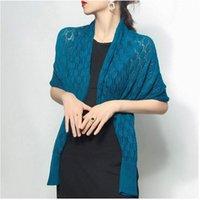 Scarves 2021 Winter Cashmere Scarf Solid Warm Pashmina Blanket Women Shawl Female Thick Foulard Fashion Bandana Ponchos Hijab