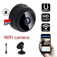 Mini Cameras Camera A9 Ip Original 1080P HD Camcorder IR Night Vision Motion Detection Video Surveillance Wifi