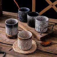 Céramiques Thé Tasse Tasse Japonaise Coupe Vintage Voyage Tasse Café Partie Boissons Discocty Decor Day Cadeau Tazas