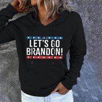 Men's Hoodies & Sweatshirts Funny Hip Hop Lets Go Brandon Sweatshirt Women Clothing Streetwear Oversized Hoodie Men Clothes Harajuku Print S
