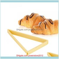 Bakeware Mutfak, Yemek Bar Ev Gardendiy Kaiser Rulo Makinesi Kalıp Kek Kesici Araçları Xmas Pişirme Çörek Ekmek Çerez Pasta Kruvasan B