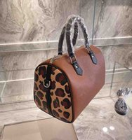 Luxurys 여성 핸드백 지갑 패션 레오파드 인쇄 베개 가방 디자이너 레이디 토트 고품질 색상 쇼핑백