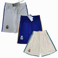 2021 2022 Real Madrid Futbol Şortu Isco Asensio Casemiro Benzema Modric Tehlike 17 18 21 22 Eve Dight 3rd Futbol Sporları Pantolon