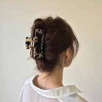 Hair Accessories Korean Sweets Larger Clips For Women 2021 Designer Headbands Kids Fashion Hairpins Opaski Dla Dziewczynek