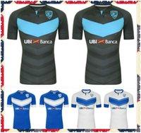 2021 Brescia Calcio Soccer Jerseys Magnani Tonali Donnarumma Aye Maglietta Morosini Balotelli Custom 20 21 Home Blue Football Shirt