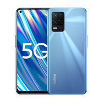 Original Realme Q3I 5G Mobiltelefon 4 GB RAM 128 GB ROM MTK Dimension 700 Octa Core Android 6,5 Zoll Full Screen 48.0mp 5000mAh Fingerprint-ID Gesichts-ID-Smart-Handy