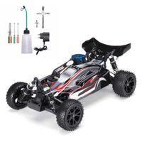 VRX Racing RH1006 SPIRIT N1 nitro buggy 1 10 Scale 4WD Nitro Powered RC Car,FC.18 Engine,High Speed nitro Engine,off road rc Car H1013
