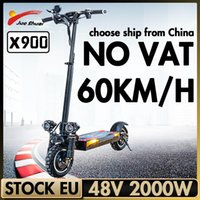 Other Scooters 2000W Dual Motor Electric Scooter 48V E 60KM H Max Speed Trotinette Électrique 100KM Distance Adults