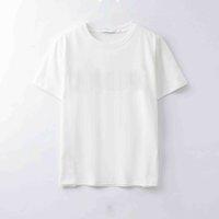 19SS 최고 품질의 패션 브랜드 뉴 컬러 박스 크루 넥 티셔츠 여름 새로운 남성 여성 티 힙합 캐주얼 티셔츠 크기 M-3XL