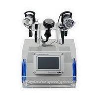 5 in 1 Vakum Kavitasyon Ultrasonik Liposuction Kavitasyon RF Zayıflama Makinesi Multipolar RF Radyo Frekans Cilt Bakımı Kilo Kaybı