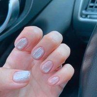 False Nails 24pcs Spar Wear Short Paragraph Fashion Manicure Patch Save Time Wearable Nail SOYW889