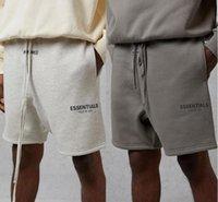 Mens Shorts Reflektierende Logo Sweatshorts Casual Joggers Harem-Shorts Männer Frauen Hip Hop Streetwear MG210028
