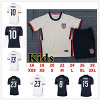 Weltmeisterschaft 2021 Pulisic Fussball Jersey Ertz Bradley Pugh Lloyd Altidore 2021 Holz America Football Jerseys United States Shirt Camisetas
