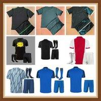 Derniers produits !!!! Kit adulte Jersey de football 20 21 Ziyech Tadic Huntelaar Dolberg Schone Hommes Enfants Jersey Jerseys Football Shirts Courses