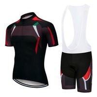 2021 Mens Cycling Jersey Race Fit Gel Mondded Bike MTB Bib Shorts