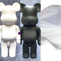 Sıcak 28 cm 400% Bearbrick Ayı @ Tuğla Aksiyon Figürleri Ayı PVC Model Rakamlar DIY Boya Bebekler Çocuk Oyuncakları Çocuk Doğum Günü Hediyeleri X0522