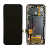 TOUCH PANELEN LCD-scherm DISPLAY DIGITIER ASSEMBLAGE VERVANGING VOOR LG G7 DIMQ G710 VMP G710EM G710PM 100% Strikt Tesed Geen Dode Pixels met Reparatiegereedschap