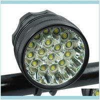 Lights Aessories Sports & Outdoorswasafire 30000Lm 16*T6 Led Bicycle Headlight Cycling Bike Front Lamp For Outdoor Night Riding Camping Ligh