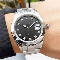 Men Watch Automatic Mechanical Watches Ladies Wristwatch 40MM Top 316 Stainless Steel Case and Strap Montre de Luxe High Quality Free Transp