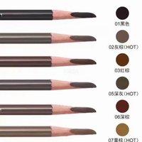 NEW Eyeliner Eyes Makeup Automatic Rotating Eyebrow Pencil Waterproof Eye Liner Pen