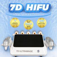 2021 7D HIFU Body Shaping Machine Deep Lift Tightening Skin Rejuvenation Wrinkle Removal