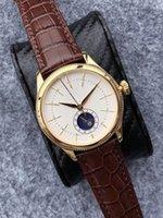 Наручные часы мужская клейкая лента часы воздушный запястье диаметр 39 мм автоматические механические мужчины складные пряжки мода спортивные водонепроницаемые часы умные браслеты наручные часы