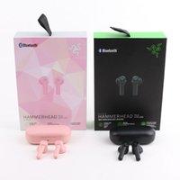 Razer Hammerhead Беспроводные наушники Bluetooth Earbuds Высококачественная звуковая игровая гарнитура TWS Sports Bluetooth Наушники Fase Daish
