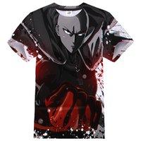 Beliebte Anime 3D Druck T-Shirt Ein Schlagmann Männer Frauen Sport Lässige Streetwear Oansatz Kurzarm T Shirt Mode Tops Unisex