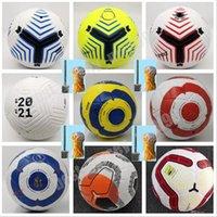 High-Quality 2021 Club League top PU Soccer ball Final KYIV size 5 balls Premier granules slip-resistant football