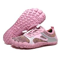 Children sneakers kids barefoot shoes beach water shoes for girls boys breathable non-slip sports sneakers big size 29-38 210729