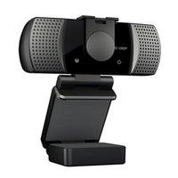 Full HD 1080p webcam webcam wide angolo USB webcam con microfono per PC per laptop online Teching Conference Live Streaming Webcams