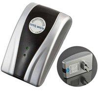 Économie d'énergie portable 90V-240V Nouveau type d'électricité Économie d'électricité EU / US UK Plug pour Home Office Factory