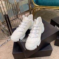 Dior sneakers Classic Marque Ladies Casual Sports Zapatos viejos D Zapatillas de cuero de lujo Tamaño de la película 3D de la alta calidad de las mujeres 35-41