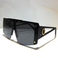 5188 Tasarım Güneş Gözlüğü Kadınlar için Moda Sunglasse UV Koruma Büyük Bağlantı Lens Çerçevesiz En Kaliteli Paket Ile Gel