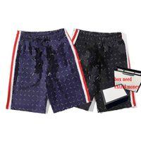 Homens shorts 21ss flor carta impressão verão calça Chegada relaxado calças respirável boa qualidade curto casual esporte estilo curto-calça