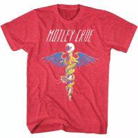Moty Craue Dr. Guter Album Männer T-Shirt Rock Band Heavy Metal Concert Tour