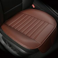 Car Seat Covers Cover PU Leather Cars Cushion Automobiles Protector Universal Chair Pad Mat Auto Accessories