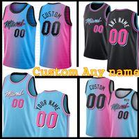 Пользовательские Jersey Udonis 40 Hastlem Alonzo 33 траур Келли 9 Олиньк Джерси Любое название Баскетбол Джетки S-XXL