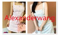 VIP Friend exclusive Aw wang summer Shorts Women sexy two-piece dress designer Luxury letter high-waist wide legs with rough edges Top Sell