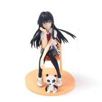 Anime Benim Teen Romantik Komedi Snafu Yukino Yukinoshita PVC Action Figure Anime Seksi Kız Modeli Rakamlar Oyuncaklar Koleksiyonu Bebek Hediye